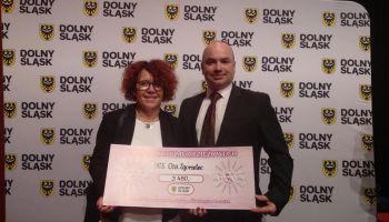 """Dolnośląska Gala Sportu Młodzieżowego we Wrocławiu / fot. MKS """"Osa"""" Zgorzelec"""