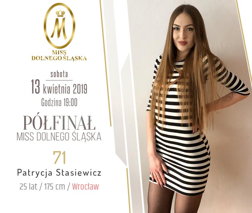Stasiewicz Patrycja