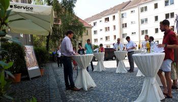 Konferencja prasowa Altstadtfest Görlitz i Jakuby Zgorzelec