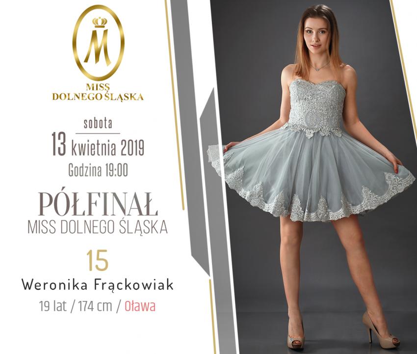 Frąckowiak Weronika
