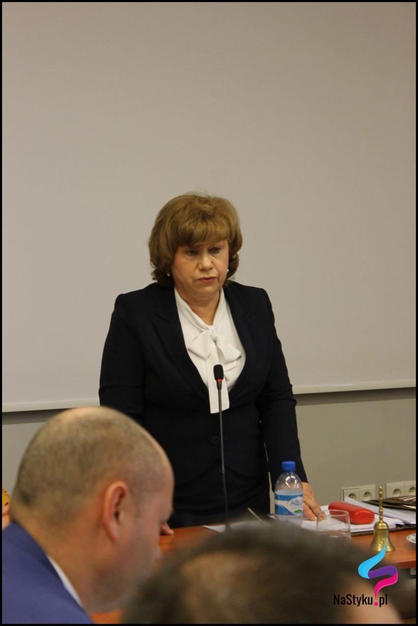 Pierwsza sesja Rady Powiatu Zgorzeleckiego - zdjęcie nr 36