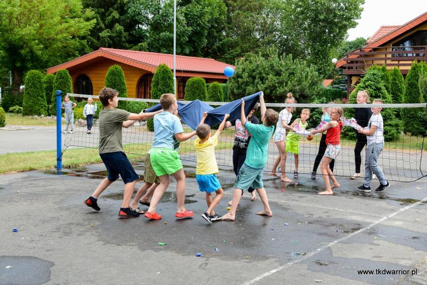 Obóz letni zgorzeleckich taekwondzistów - zdjęcie nr 44