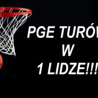 Koszykarski Turów w 1 lidze!