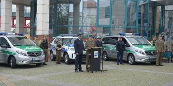 Nowe samochody w polsko-niemieckich placówkach straży granicznej - zdjęcie nr 3