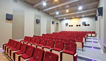 Kino Poza Nova w Miejskim Domu Kultury w Zgorzelcu / fot. MDK Zgorzelec