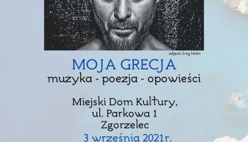 Spotkanie z Aresem Chadzinikolau w Zgorzelcu