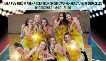 Zaproszenie na Ogólnopolski Finał Igrzysk Młodzieży Szkolnej w Koszykówce Dziewcząt