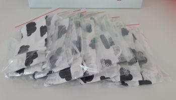 Maseczki ochronne uszyte w Gminie Zgorzelec