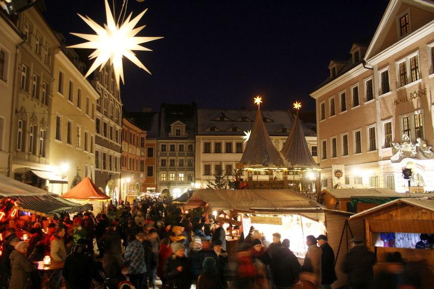 Śląski Jarmark Bożonarodzeniowy w obiektywie Kulturservice Görlitz - zdjęcie nr 14