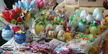 Wielkanocny Jarmark Rękodzieła w Jerzmankach - zdjęcie nr 7