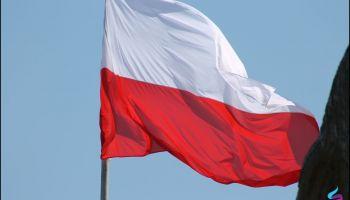Flaga Polski / zdjęcie ilustracyjne