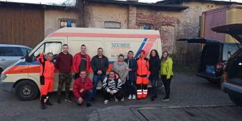 Mieszkańcy Zgorzelca pomagają! Kierowcy, którzy utknęli na autostradzie dziękują! - zdjęcie nr 7