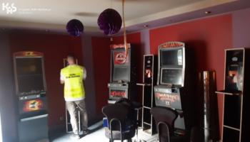 Nielegalne automaty do gier hazardowych / fot. KAS