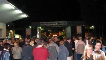 Moment wejścia Polski do UE, 1 maja 2004 r.