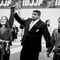 Aleksandra Milejska na Mistrzostwach Europy Jiu Jitsu IBJJF 2019 w Lizbonie