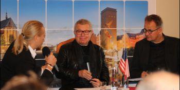 Architekt Daniel Libeskind spotkał się z mieszkańcami Europamiasta Zgorzelec/Görlitz - zdjęcie nr 16