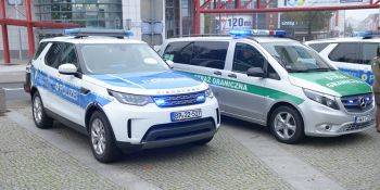 Nowe samochody w polsko-niemieckich placówkach straży granicznej - zdjęcie nr 13