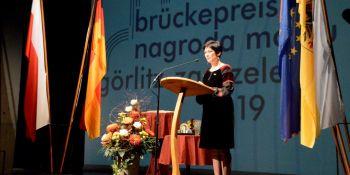 Bente Kahan odebrała Nagrodę Mostu - zdjęcie nr 3
