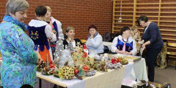 Bożonarodzeniowy Jarmark Rękodzieła w Jerzmankach - zdjęcie nr 20