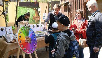 Festyn oraz pchli targ w goerlitzkim Zoo