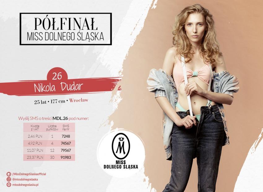 Znamy półfinalistki Miss i Miss Nastolatek Dolnego Śląska 2020! - zdjęcie nr 19