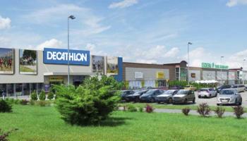 Decathlon Zgorzelec - wizualizacja / materiały prasowe