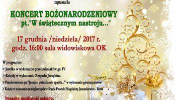 Koncert Bożonarodzeniowy w Zawidowie | materiały prasowe OK w Zawidowie