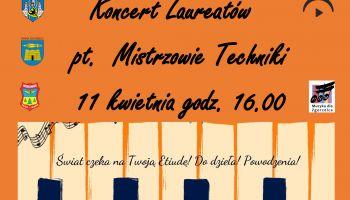 Koncert -Mistrzowie Techniki