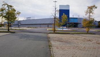 Real był pierwszym hipermarketem w Zgorzelcu. Powstał w 2000 roku /fot. Władysław Sikora, polska-org.pl