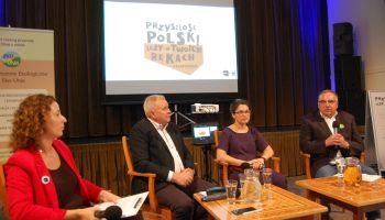 Magdalena Kościańska, Stanisław Żuk, Kaja Filaczyńska oraz Włodzimierz Bartkowiak