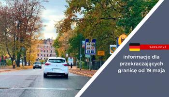 Informacje dotyczące wyjazdu do Niemiec i Polski | źr. UM Zgorzelec