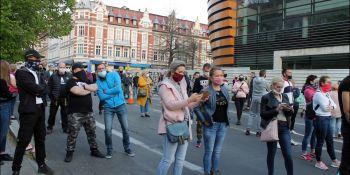 Protesty na polsko-niemieckiej granicy. Pracownicy transgraniczni domagają się otwarcia granic - zdjęcie nr 31