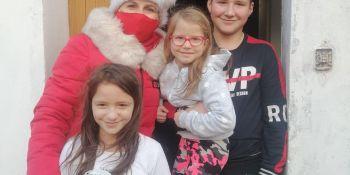 Mikołaj odwiedził gminne miejscowości - zdjęcie nr 3