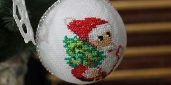 Bożonarodzeniowy Jarmark Rękodzieła w Jerzmankach - zdjęcie nr 18