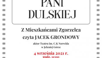 Narodowe Czytanie 2021 w Zgorzelcu