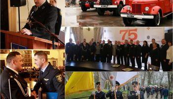 Wizyta OSP Stary Węgliniec w Zbarażu na Ukrainie