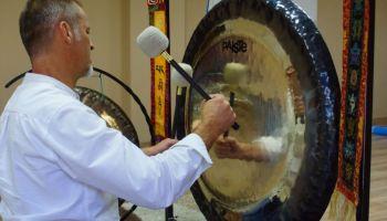 Niedzielny Lajf z gongami