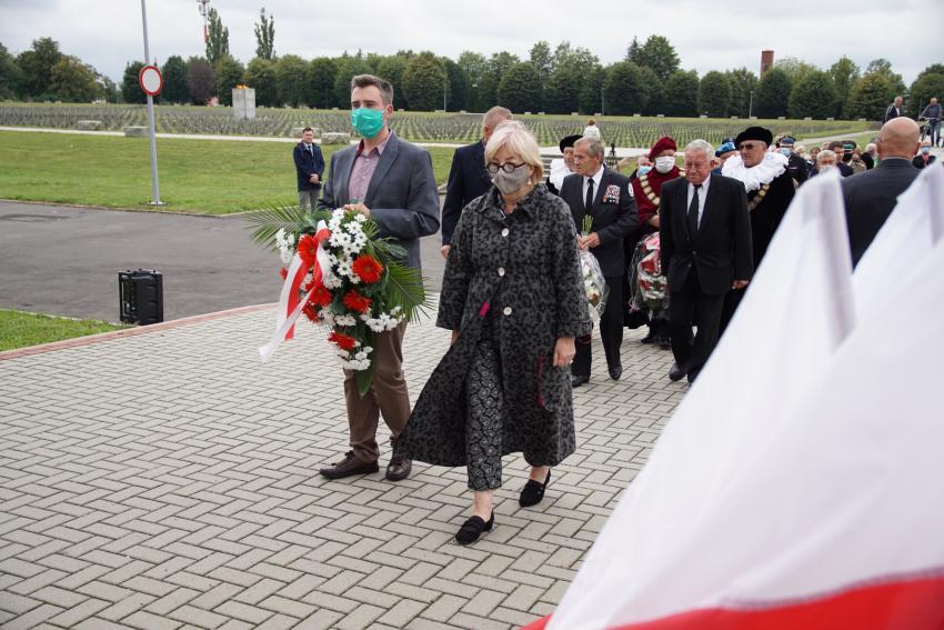 Zgorzelec oddał hołd bohaterom II Wojny Światowej - zdjęcie nr 13