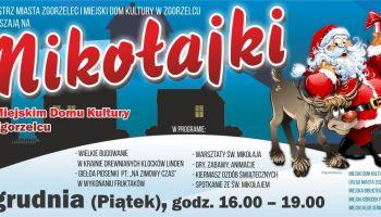 Mikołajki 2019 w Miejskim Domu Kultury w Zgorzelcu