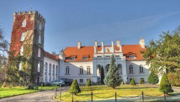 Kupiony przez ZAIKS za 4,5 mln zł pałac w Janowicach