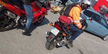 Mieszkańcy Zgorzelca pomagają! Kierowcy, którzy utknęli na autostradzie dziękują! - zdjęcie nr 17