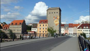 Most Staromiejski Zgorzelec-Görlitz