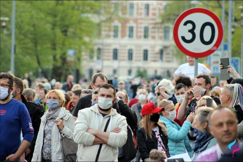 Protesty na polsko-niemieckiej granicy. Pracownicy transgraniczni domagają się otwarcia granic - zdjęcie nr 20
