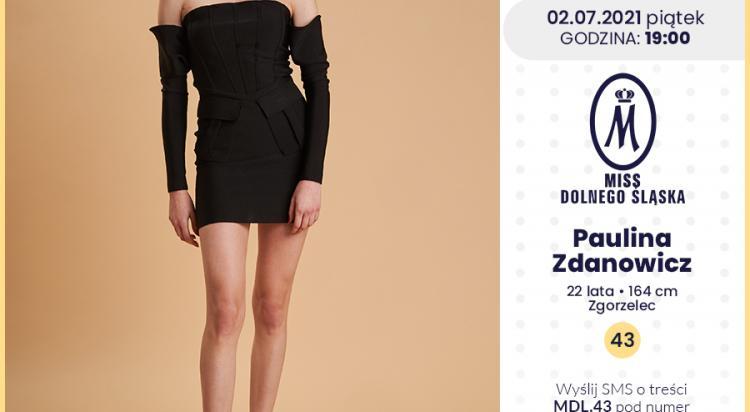 W piątek poznamy nową Miss Dolnego Śląska 2021! - zdjęcie nr 43