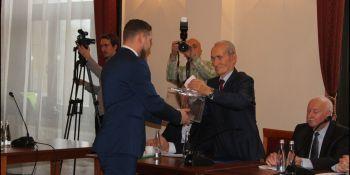Inauguracyjna sesja Rady Miasta Zgorzelec - zdjęcie nr 52