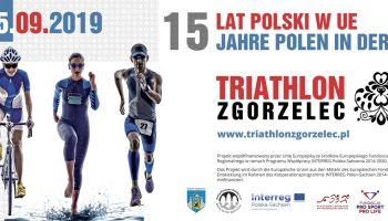 Triathlon Zgorzelec 2019. Sprawdź, gdzie wystąpią utrudnienia w ruchu drogowym!
