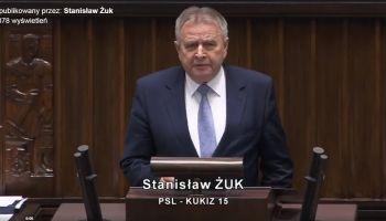 Stanisław Żuk - Poseł na Sejm RP IX kadencji