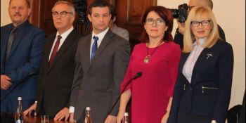 Inauguracyjna sesja Rady Miasta Zgorzelec - zdjęcie nr 10