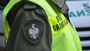 Straż Graniczna, zdjęcie ilustracyjne / fot. NOSG