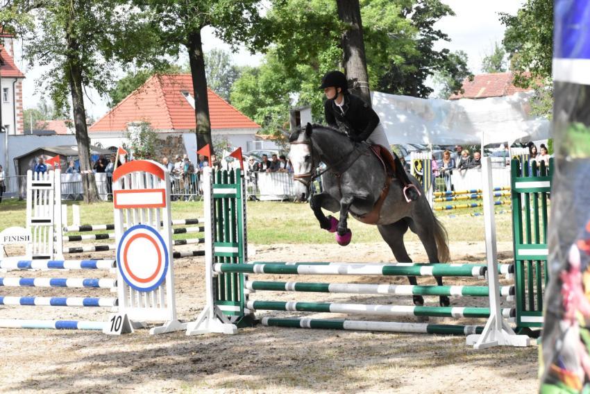 Zawody konne w Łagowie - zdjęcie nr 13